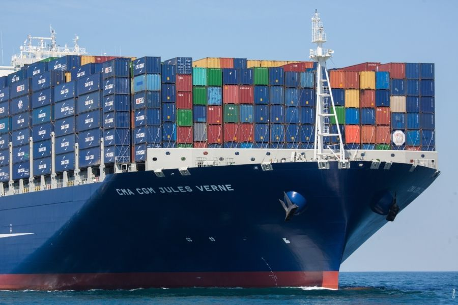 CMA CGM ranks 7th on Trainees' Favorite Companies List - Romcrew